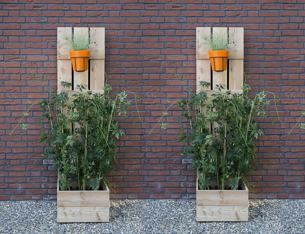 Doe het zelf: plantenbak