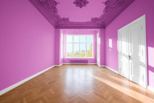 paarse muren