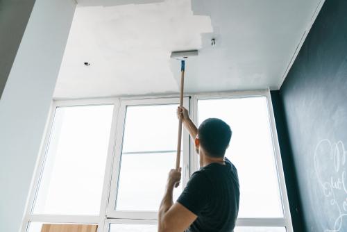 plafond verven