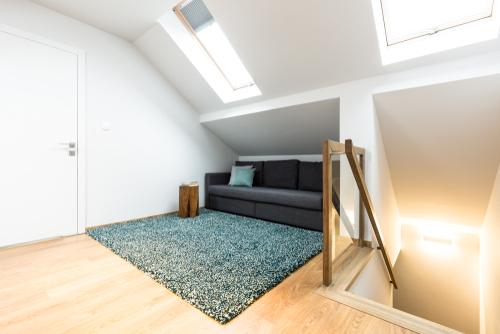 vaste trap zolder