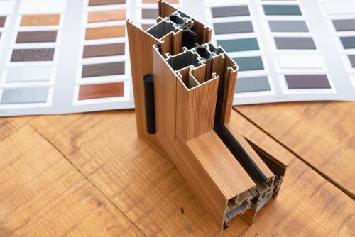 aluminium kozijnen kleurenspectrum