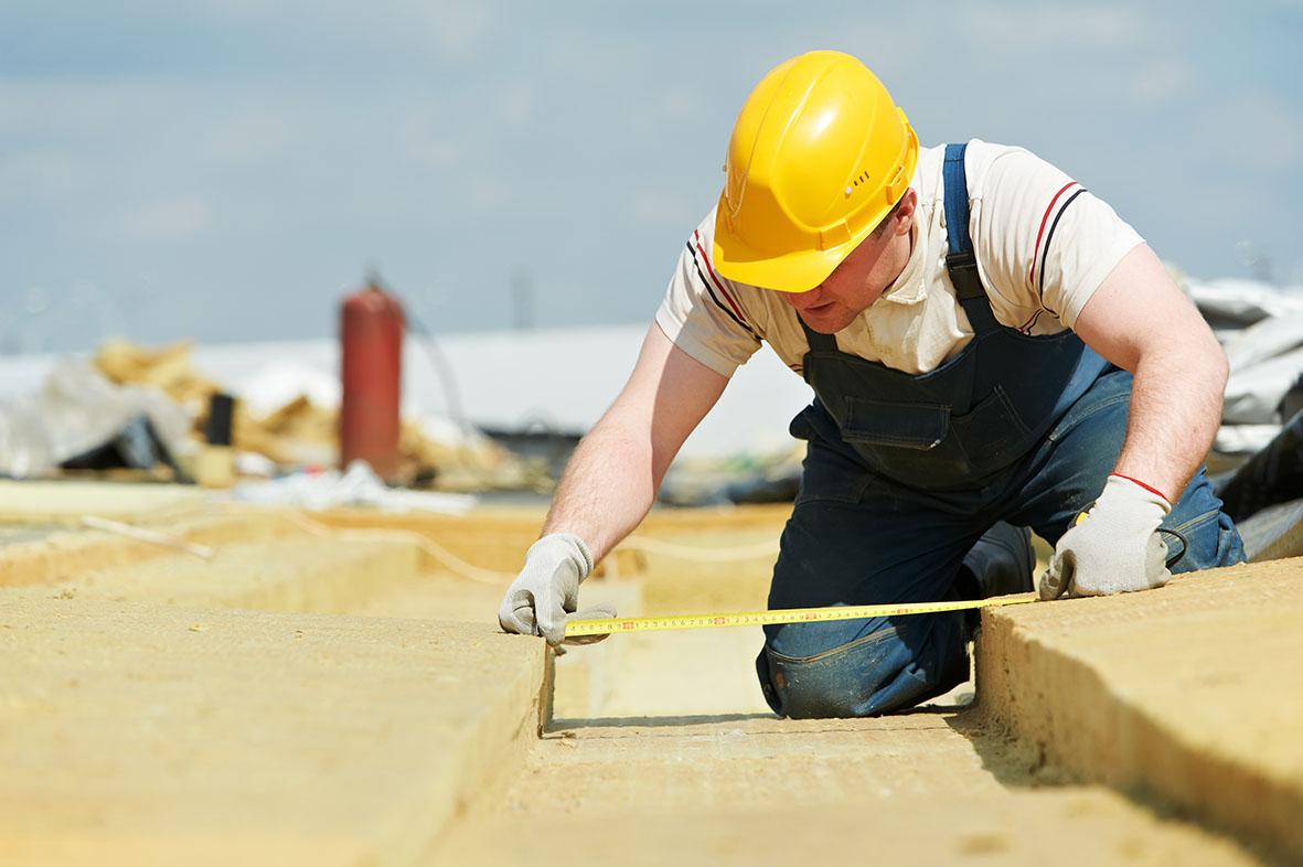 Plat dak isoleren: koud, warm of omgekeerd plat dak