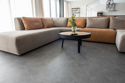 marmoleum vloer