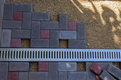drainage aanleggen