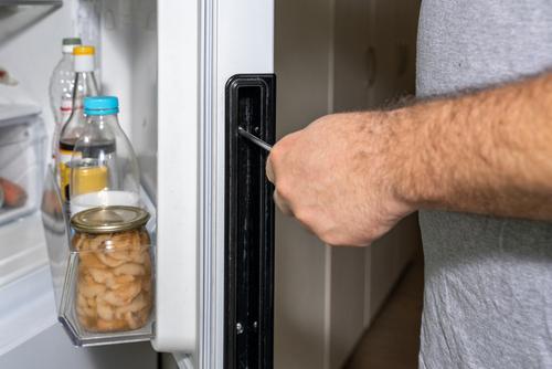 draairichting koelkast