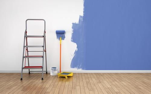 Alles over het verven of schilderen van een muur