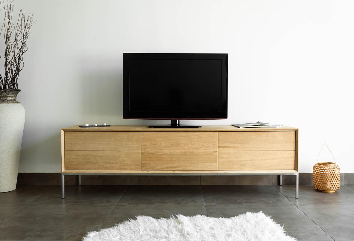 Je Eigen Tv Wand Of Tv Meubel Maken Hubo
