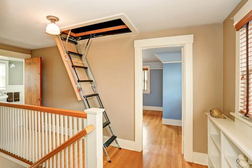 Stap voor stap een vaste trap naar de zolder maken