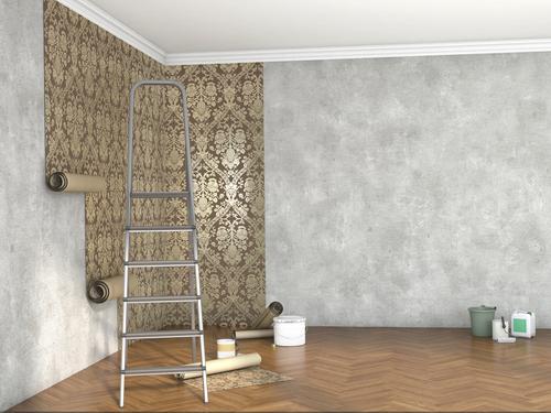 Een plafond eenvoudig behangen met deze tips