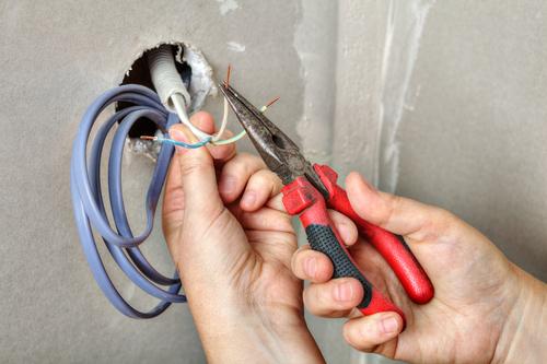 Zelf je (UTP) kabel trekken door PVC leidingen