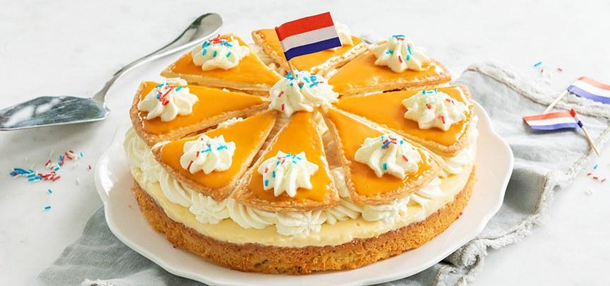 tompouce taart