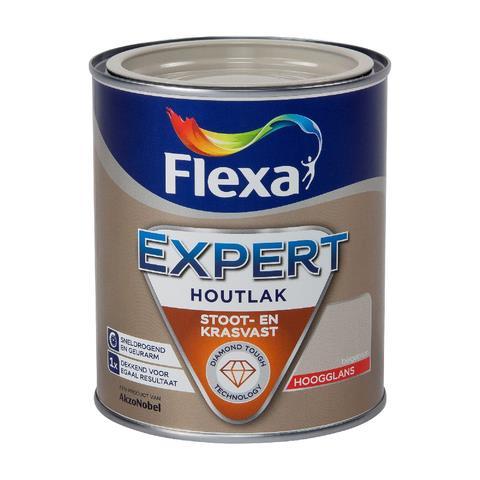 Flexa Expert Binnenlak hoogglans 105 0,75 liter