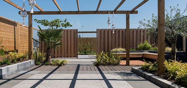 Win 500,- aan materialen voor jouw tuin