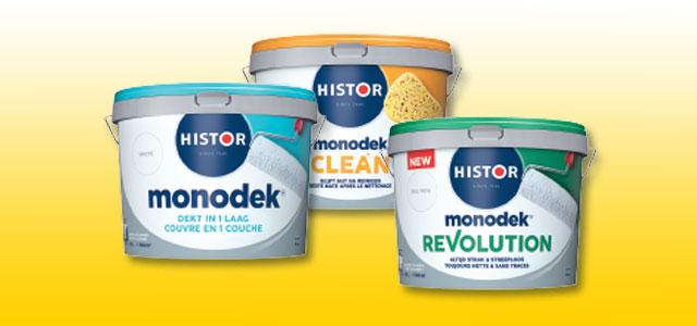 Histor Monodek, Clean of Revolution