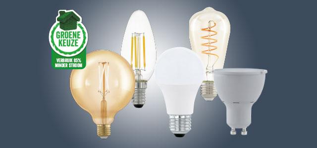 Eglo LED lampen