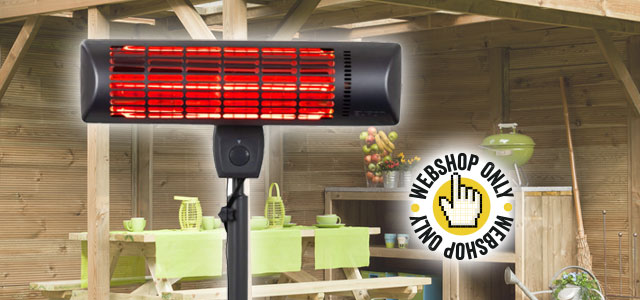 Eurom Partytent Heater