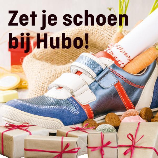 Zet je schoen mét kleurplaat in de winkel