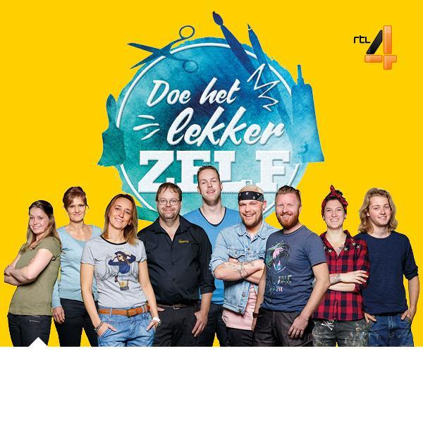 Woensdag 20.30 uur bij RTL 4