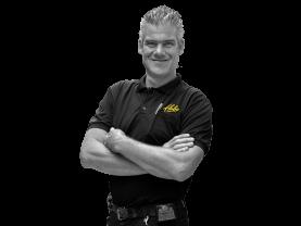 Dirk van de Wetering, Bedrijfsleider Hubo Millingen