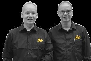 Ad en Martin van den Dries, Eigenaars Hubo Berkel-Enschot