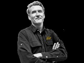 Frank Rutgers, Eigenaar Hubo Brummen