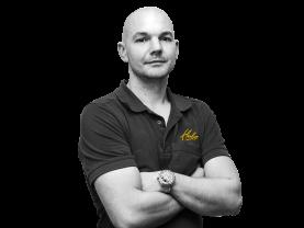 Ben Mertens, Bedrijfsleider Hubo Vromen