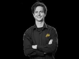 Bas Mulder, Bedrijfsleider Hubo Hoevelaken