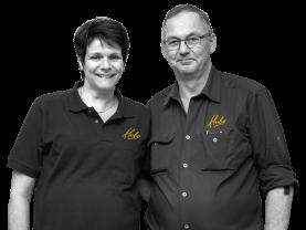 Anke en Dirk-Jan Pothoven, Eigenaars Hubo Lichtenvoorde