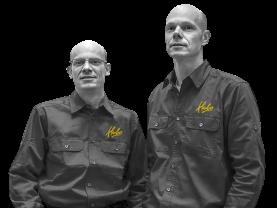 Simon en John Jongeneel, Eigenaar Hubo Montfoort