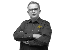 Frank van Gaal, Eigenaar Hubo Overloon