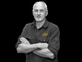 Ronald van der Poel, Eigenaar Hubo Hillegersberg
